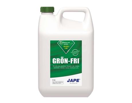 Grön fri jape pris