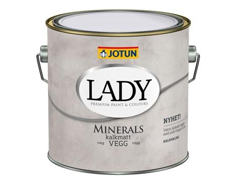 jotun lady minerals återförsäljare