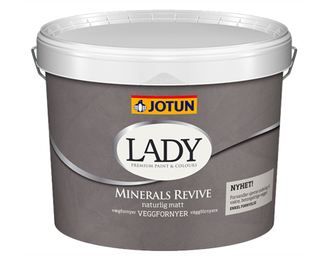 Lady Minerals Revive