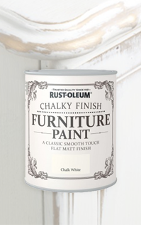 Chalky Finish Furniture paint